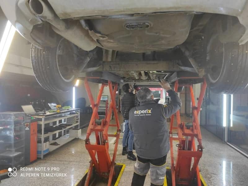 araç alt kontrol testleri 1