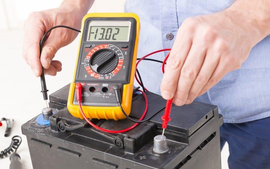 Akü ölçüm testi