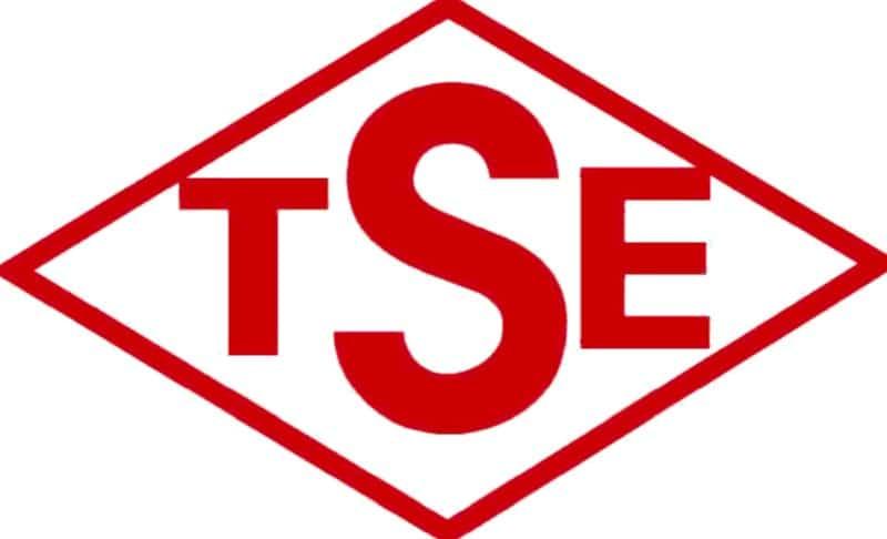 Tse 13805 standartları